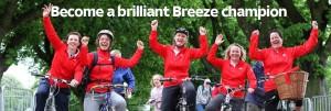 breeze,bike,women